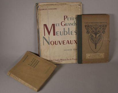 ENSEMBLES MOBILIER - Volume 5 Recueil de...