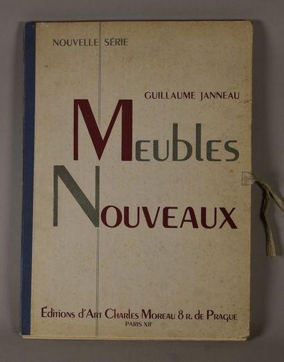 MEUBLES NOUVEAUX, nouvelle série 1943 - Éditions...