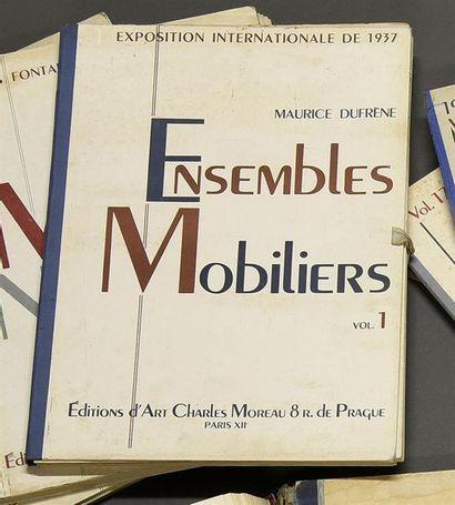 EXPOSITION INTERNATIONALE DE 1937, vol. 1...