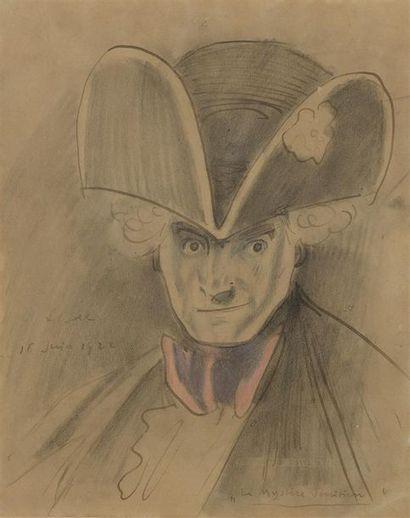 Ferdinand Sigismond BAC (1859-1952)