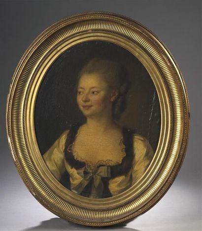 Attribué à Marie Elisabeth LEMOINE (1761-1811)