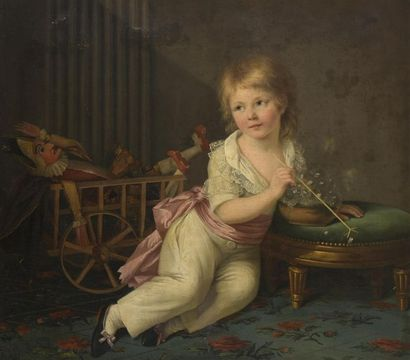 Marie Elisabeth LEMOINE (1761-1811)