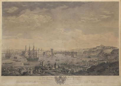 D'APRÈS JOSEPH VERNET (1714-1789)