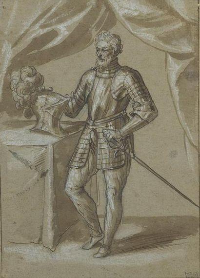 Attribué à Giacomo FRANCO (v.1550-1620)