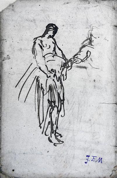Jean-François MILLET (1814-1875)