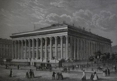Vues de Paris prises au daguerréotype, vers...