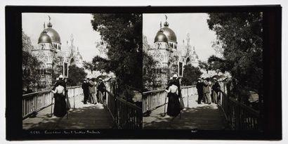 Paris 1860/1900 en stéréoscopie sur verre...