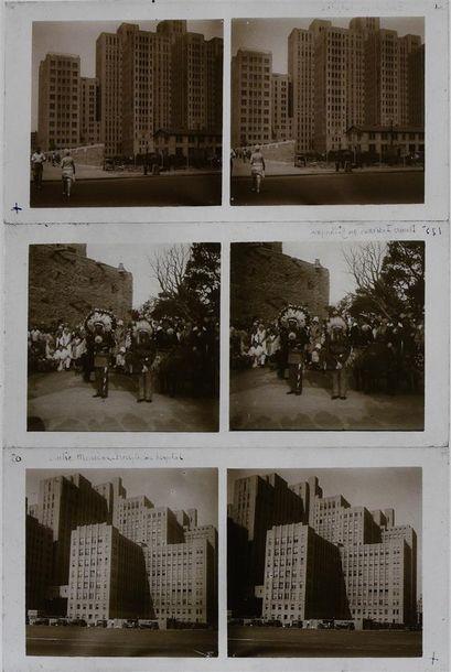 Eugène VILLARD (1868-1953), photographe amateur lyonnais autour du monde