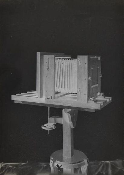 Léo & Antonin BOULADE, inventeurs et constructeurs de matériel photographique