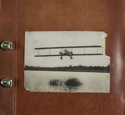 Hubert LE BLON (1874-1910) pionnier de l'aviation, Lucien Boussotrot (1890-1958) et les avions Farma