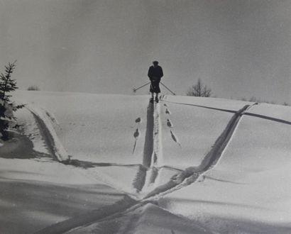 Montagne 1930/1937 Magnifique album sur les...