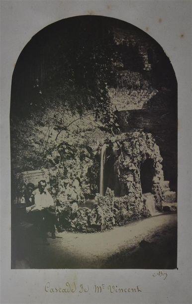Le Dauphiné en calotypes 1865/1870 par A....