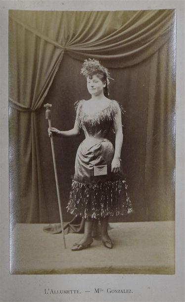 Divan-revue, Lyon 1891 Lyon, imprimerie G....