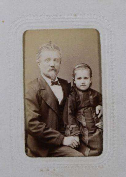 Antoine LUMIÈRE (1840-1911), photographe Lyonnais
