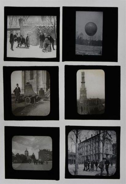 Eugène VILLARD (1868-1953), photographe amateur lyonnais