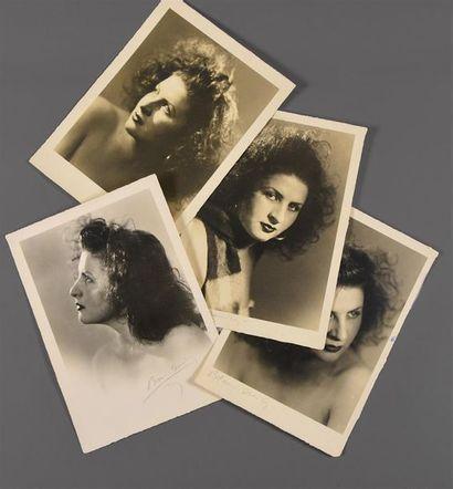 BLANC & DEMILLY, Théo Blanc (1891-1985) et Antoine Demilly (1892-1964)