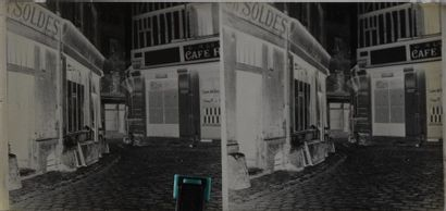 Rouen en 1896 Remarquable collection de 19...