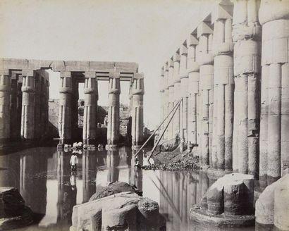 Intéressant album sur l'Égypte par Antonio...