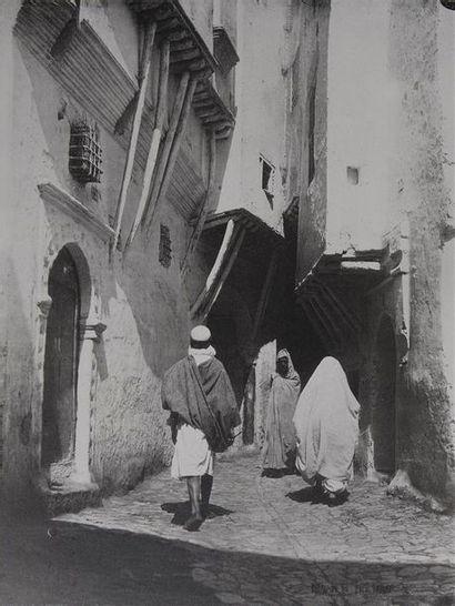 Algérie par Alexandre LEROUX (1836-1912)...