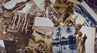 Maroc, 1920 Remarquable suites de plus de...