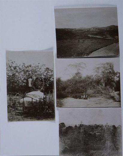 Afrique de l'ouest, vers 1890/1900 Très intéressant...