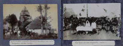 Missionnaires au Zambèze, vers 1910-1920...