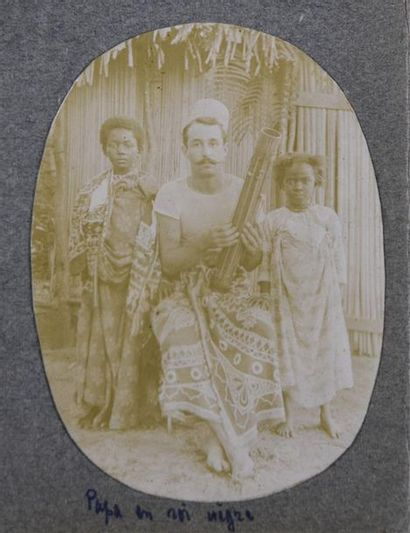 Indochine, Congo et Cameroun, 1920 Intéressant...