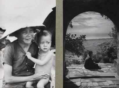 Indochine, 1950 Remarquable album à la couverture...