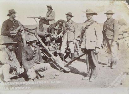 Guerre du Transvaal, Seconde guerre des Boers,...