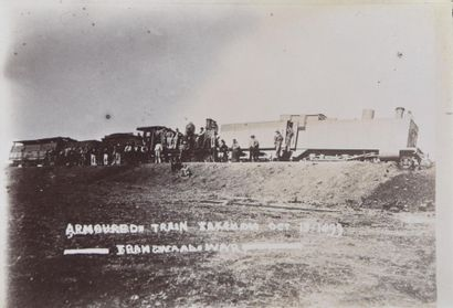Guerre du Transvaal, Seconde guerre des Boers, Afrique-du-Sud (11 octobre 1899 au...