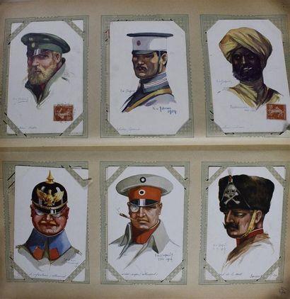La Grande Guerre 1914-1918 du point de vue...