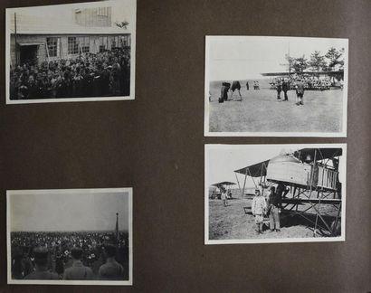 Mission Militaire Française d'aéronautique au Japon (1919-1921) Très bel ensemble...