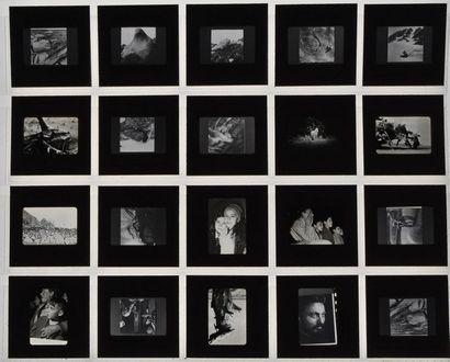 Diapositives pédagogiques, 1960/1980 Fort...