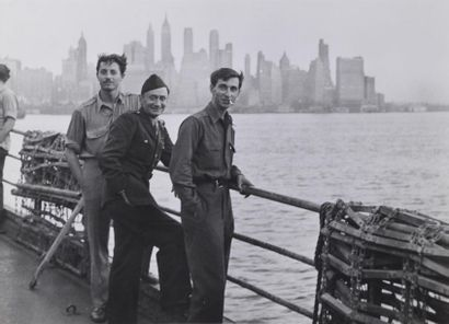 Roger Parry 1920-1950 Très intéressante réunion de 10 photographies représentant...