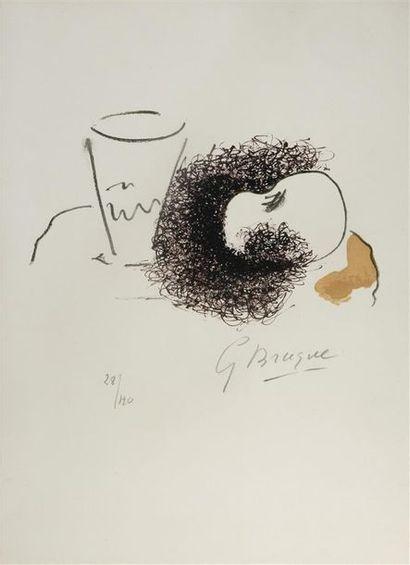 De ou d'après Georges BRAQUE (1882 - 1963)...