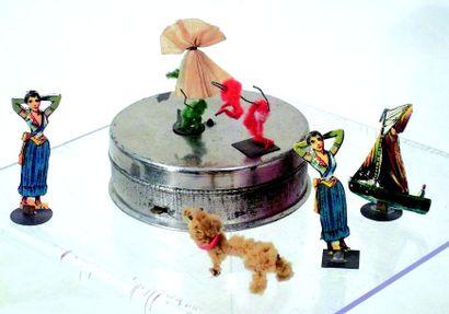 La «Boîte Magique» par Abraham MARTIN en...