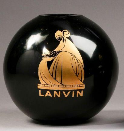 Lanvin parfums - (années 1950)  Important...