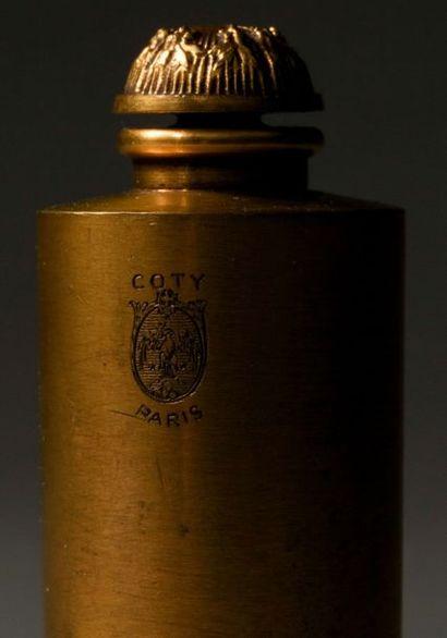 Coty - (années 1920)  Rarissime prototype...