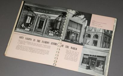 The House of Coty - (Londres - 1949)  Catalogue...
