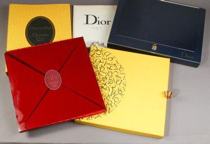 Christian Dior - (années 1960-2000)  Lot...