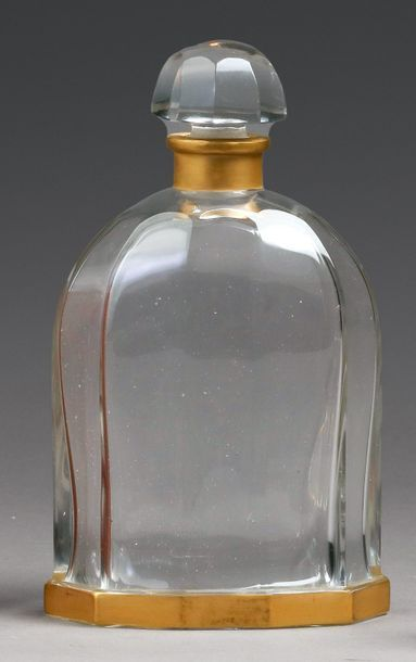 Parfise - (années 1920)  Elégant flacon en...