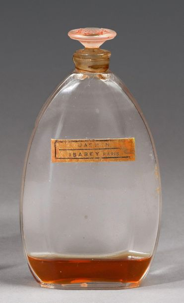 Isabey - «Jasmin» - (années 1920)  Flacon...