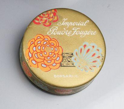 Borsari & Cia – « Impérial Poudre Fougère...