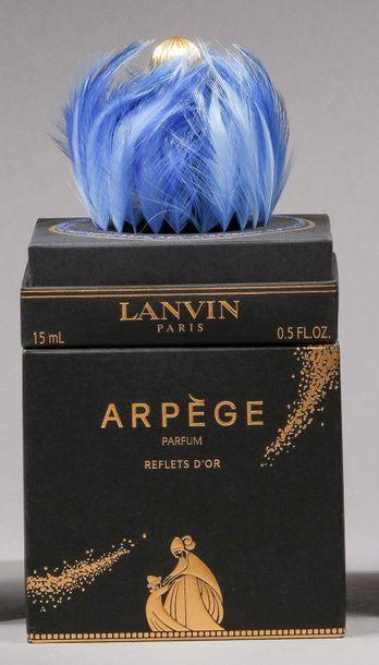 Lanvin - Arpège - (1927)  Flacon