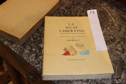 La muse libertine Illiustrations de DUBOUT...