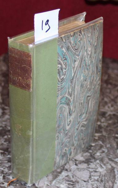 RIVET Fernand, la Servitude, Stock éditeur, 1907, un volume relié, couverture conservée,...