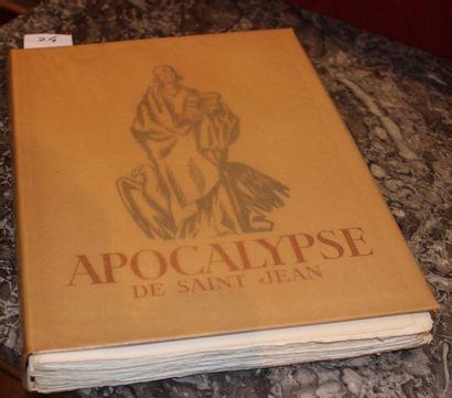Andre COLLOT  Apocalypse de St Jean  Paris...