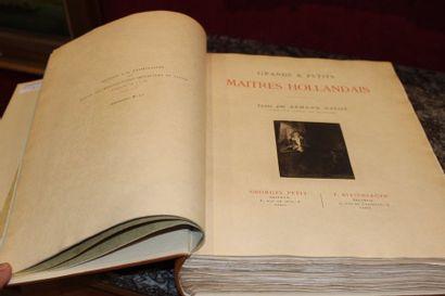 Armand DAYOT  Grand et petit maître hollandais...