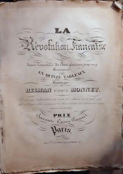 LA REVOLUTION FRANCAISE EN 15 TABLEAUX PAR...