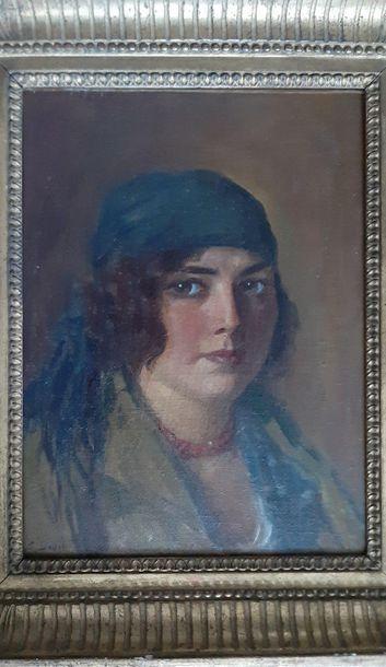 Pierre Auguste BELLET (1865-1924)